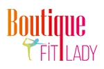 Boutique Fit Lady logo