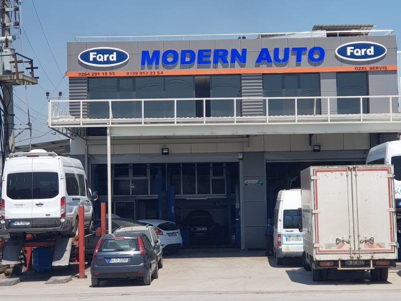 Modern Auto Service - Ford